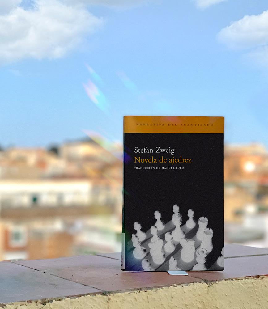 Reseña: Novela de ajedrez. Stefan Zweig