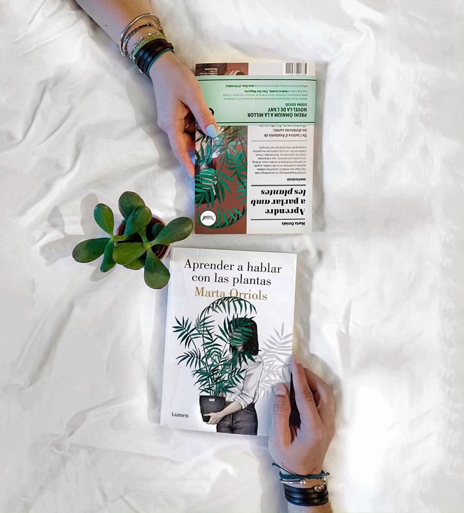 Reseña: Aprender a hablar con las plantas. Marta Orriols