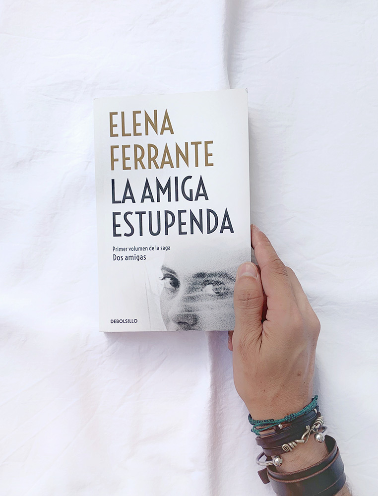 Reseña: La amiga estupenda. Elena Ferrante