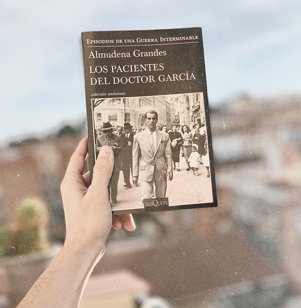 Reseña: Los pacientes del Doctor García. Almudena Grandes