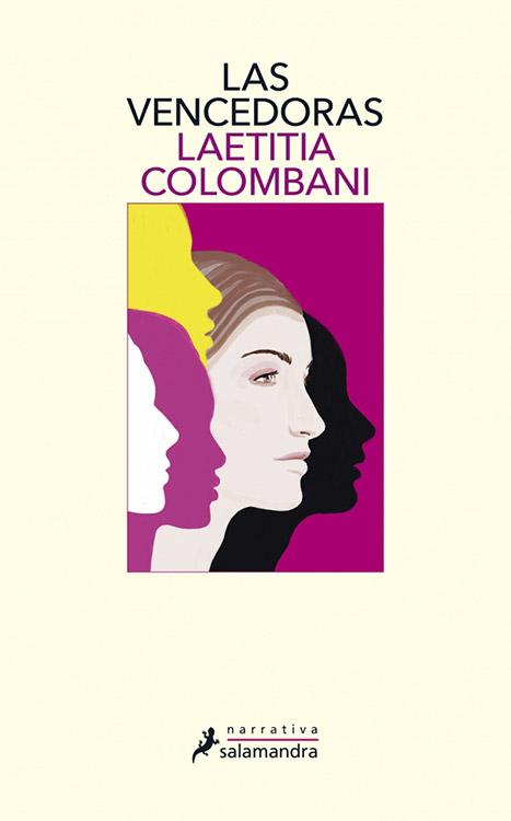 Las vencedoras. Laetitia Colombani