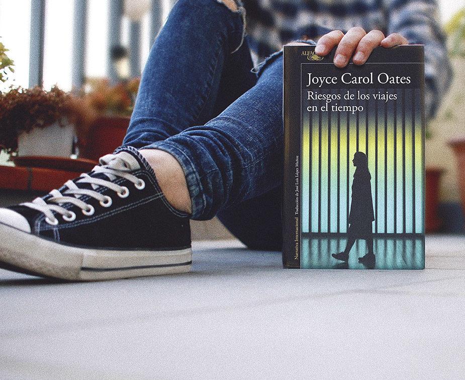 Reseña: Riesgos de los viajes en el tiempo. Joyce Carol Oates