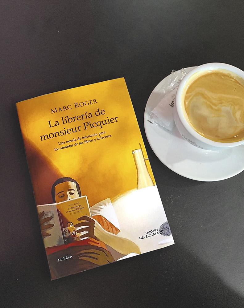 Reseña: La libreria de monsieur Picquier. Marc Roger