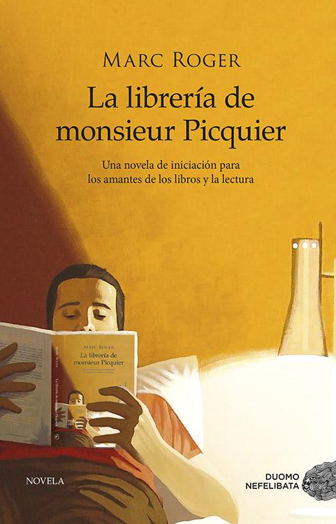 La libreria de monsieur Picquier. Marc Roger