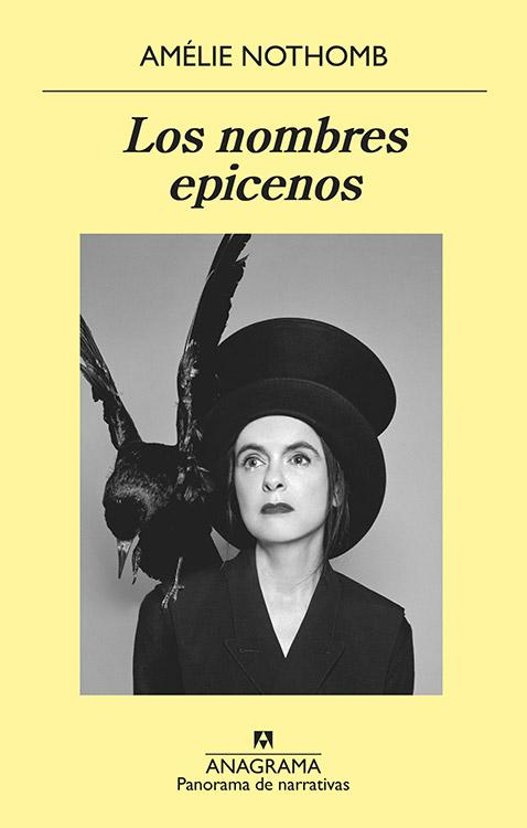 Los nombres epicenos. Amélie Nothomb