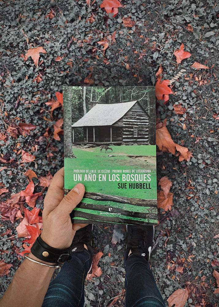 Reseña: Un año en los bosques. Sue Hubbell
