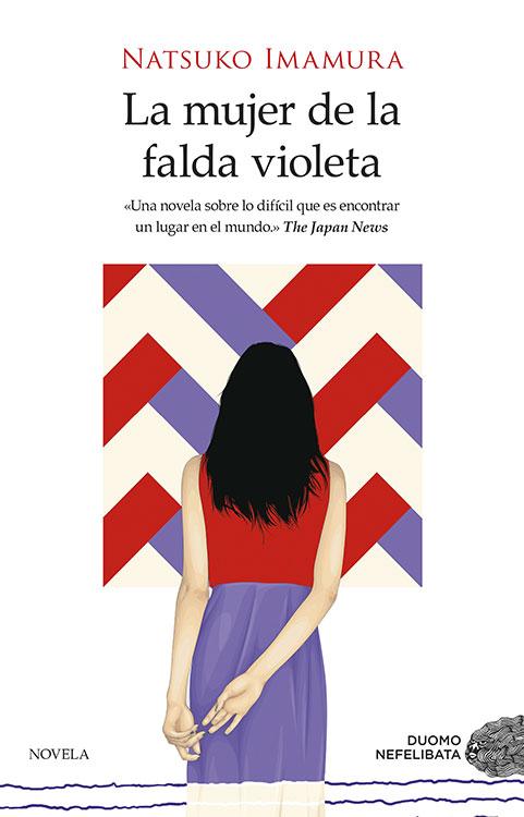 La mujer de la falda violeta. Natsuko Inamura