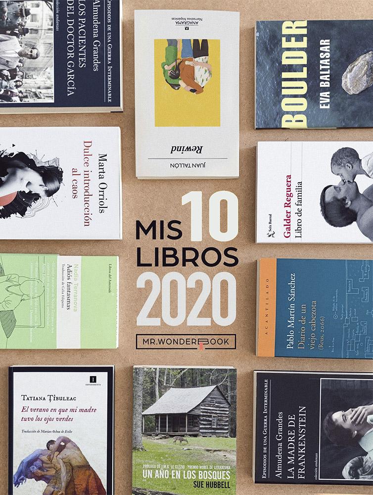 Mis 10 libros de 2020