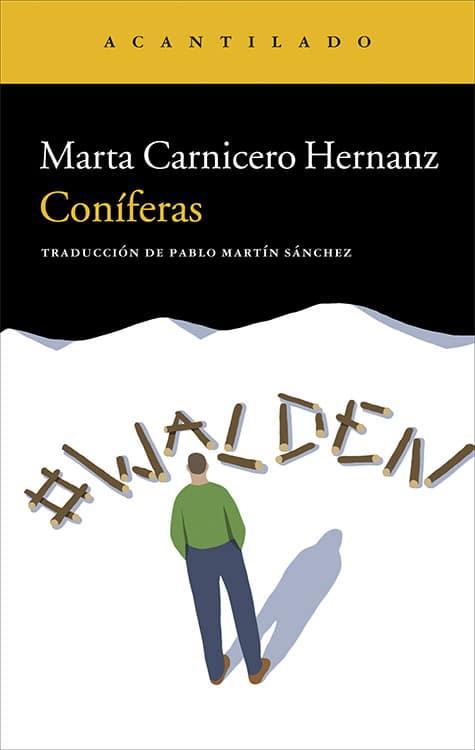 Coníferas. Marta Carnicero