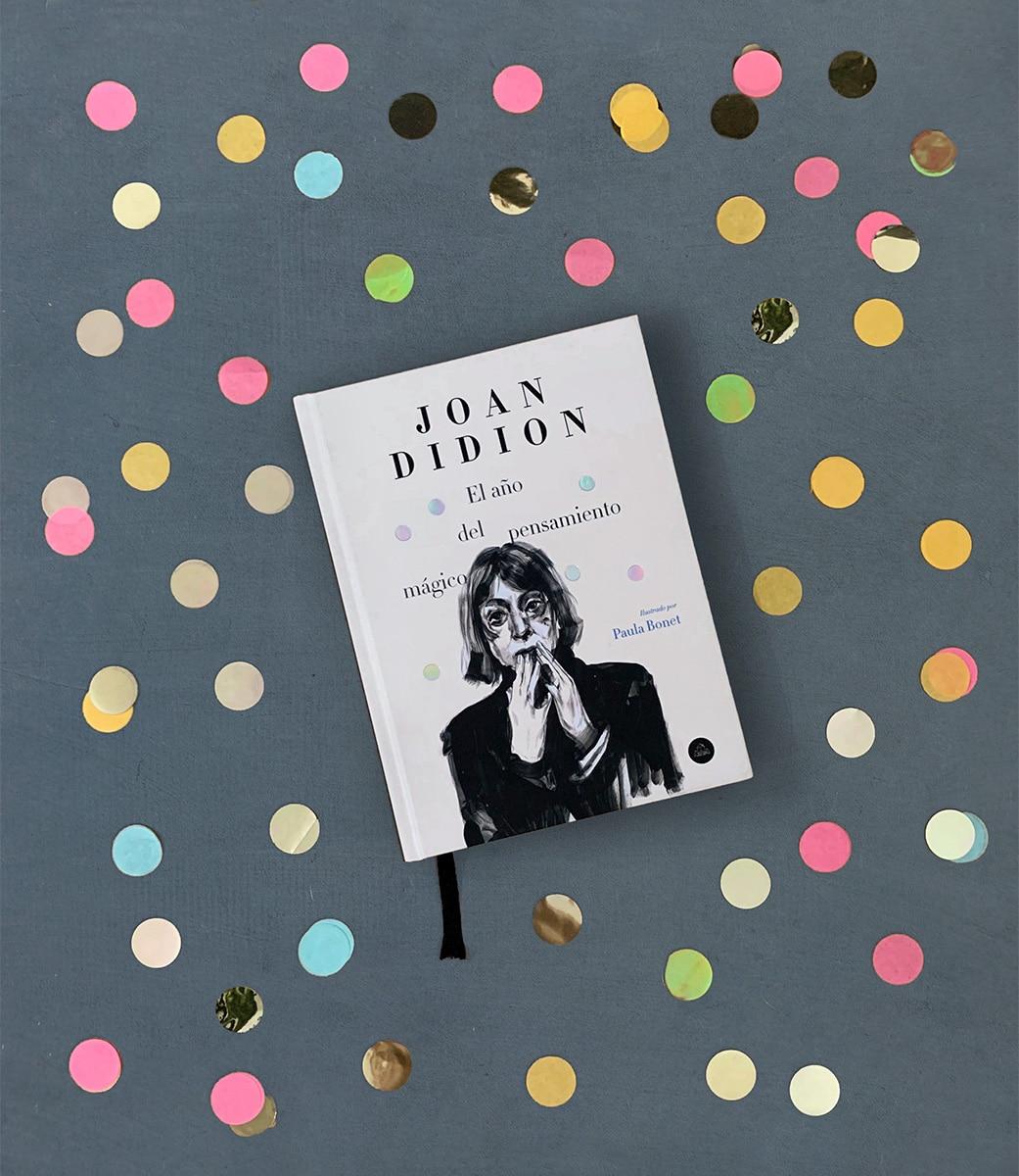 Reseña: El año del pensamiento mágico. Joan Didion