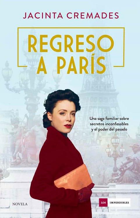 Regreso a París. Jacinta Cremades